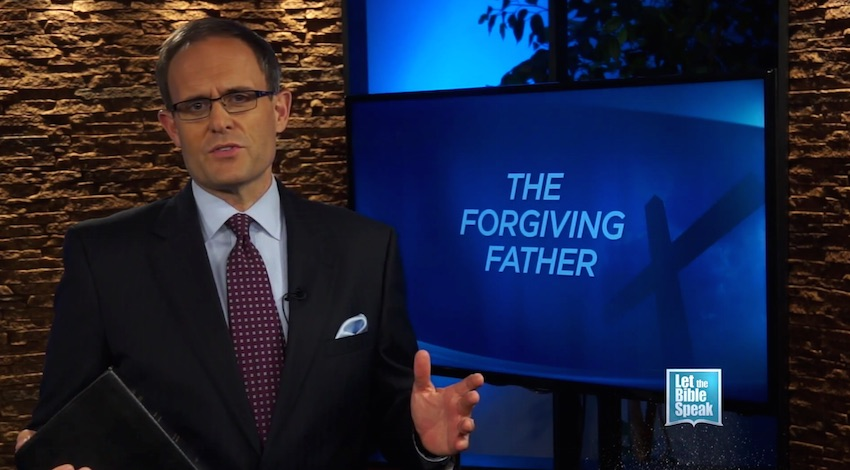 The Forgiving Father (The Text) - LET THE BIBLE SPEAK TV with Kevin Presley