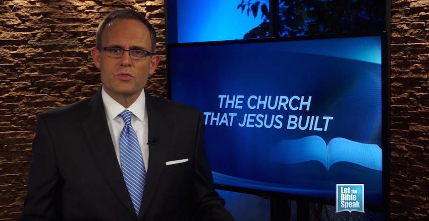 The Church That Jesus Built - Part 1 (The Text)